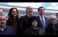 El  alcalde felicita a Mayor-Net por su encomiable labor a lo largo de estos nueve años