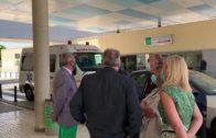 El gerente del SAS destaca la puesta en marcha de dos distritos sanitarios del Campo de Gibraltar