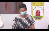González Laya traslada a los alcaldes de la comarca los proyectos del Gobierno para el Campo de Gibraltar
