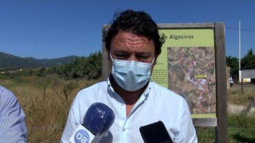 La Junta destina más de 400.000 euros a las Puertas Verdes de Algeciras, Los Barrios y La Línea