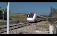 La locomotora del tren que une Algeciras con Madrid sale ardiendo