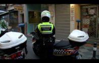 Policía Local de Algeciras controla el uso obligatorio de la mascarilla y ha puesto ya 311 sanciones