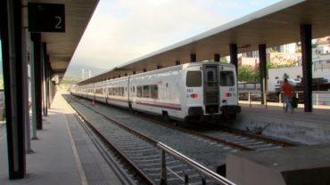 Renfe pone en marcha un plan alternativo de transporte Algeciras-Madrid por avería mecánica