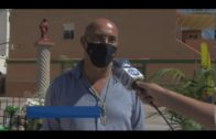 El alcalde renueva el voto de fidelidad de la ciudad a la Virgen de La Palma