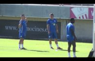 El Algeciras CF Comienza los entrenamientos tras más de cinco meses