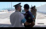 La Policía Nacional detiene a una persona e incauta 4596 kilos de hachís en el puerto de Algeciras