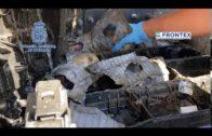 La Policía Nacional detiene a una persona e interviene más de 16 kilos de hachís