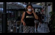 Más de 1000 propuestas de sanción por el incumplimiento del uso obligatorio de mascarilla