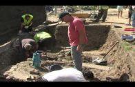 Un equipo de arqueólogos buscan en el subsuelo de Algeciras las ciudades romana y medieval