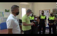 Comienza la formación para los nuevos 17 agentes en prácticas de la Policía Local