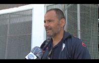 El Algeciras CF juega a las 17.30 horas en el Alfonso Murube el primer amistoso