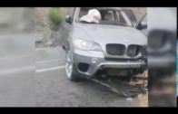 En libertad con cargos el detenido por «mofarse» en redes de las lesiones del agente de Algeciras