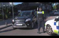 Heridos dos policías locales de Algeciras tras huir un conductor de un control de alcoholemia