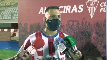 Juan Serrano aprovecha su oportunidad con el primer equipo