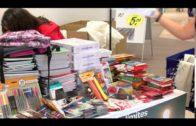 La campaña de recogida de material escolar se celebra este fin de semana en la provincia de Cádiz