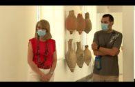 Pintor  y Verdú reciben a los alumnos del Máster de Arqueología Subacuática  de la UCA en el Museo