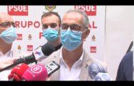 PSOE y Adelante Algeciras piden un pleno para analizar la situación de la ciudad ante COVID-19