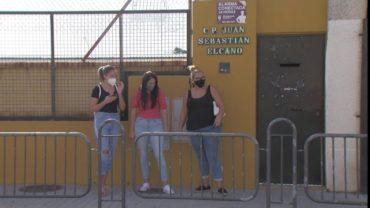 Varios centros escolares de Algecrias afectados por COVID-19