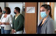Continúa el curso de mantenimiento, limpieza  y desinfección de centros y edificios de la ERACIS