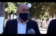 Continúa en marcha en los cementerios el dispositivo especial del Ayuntamiento de Algeciras