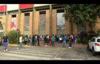 De los 800 aficionados que asistían el domingo al Nuevo Mirador sólo podrán entrar la mitad