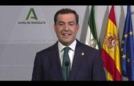 La Junta decreta el cierre perimetral de Andalucía y de 450 municipios hasta el 9 de noviembre