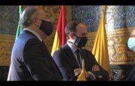 Landaluce comparece en la comisión mixta de relaciones con el Defensor del Pueblo