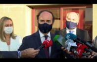 Marifrán Carazo pide al Estado que aproveche los fondos UE para el eje Algeciras-Bobadilla