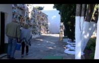 Todo está preparado en los cementerios para la festividad de Todos los Santos y Fieles Difuntos