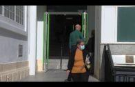 Comienza la atención sanitaria en el antiguo edificio del Instituto Nacional de la Seguridad Social