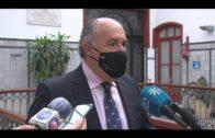 El alcalde de Algeciras lamenta el descarrilamiento del tren de Algeciras