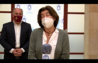 El Ayuntamiento cede a la asociación Autismo Cádiz unos  terrenos para sus futuras instalaciones