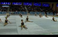 El Club de Gimnasia Rítmica inició su participación en el Campeonato de España Base individual