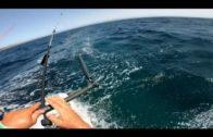 El kiteboarder algecireño Fonsi Delgado a repetir éxitos en el Nacional