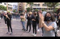 El sector de la hostelería protesta en Algeciras por las medidas restrictivas aprobadas por la Junta