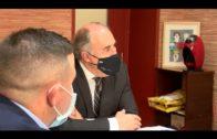 Landaluce propone dar visibilidad y reconocer el trabajo de los funcionarios de Vigilancia Aduanera