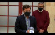 Landaluce y Ros renuevan su compromiso con el Balonmano Ciudad de Algeciras