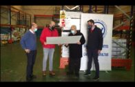 AESBA dona 15.000 euros al Banco de Alimentos