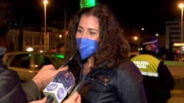 Algeciras 'se suma al verde' con motivo del Día de las Personas con Discapacidad