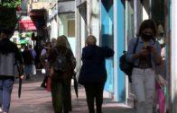 Andalucía baja su tasa 14 puntos en cuatro días hasta 135 y suma 567 casos y 34 muertos en 24 horas