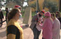 Conesa y Juliá acompañan a Barrio Vivo en su entrega de diplomas a los vecinos de Los Pastores
