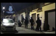 Detenidas 17 personas en la operación contra el tráfico de hachís en el Campo de Gibraltar