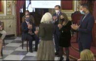 El alcalde se congratula de que Elisabeth Acosta reciba la Medalla de la Diputación de Cádiz