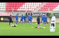 El Algeciras CF cree en la posibilidad de público el sábado