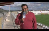 El Algeciras prepara con Maravert al frente del entrenamiento el partido ante el Cádiz B