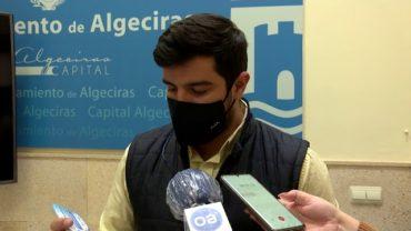 El Ayuntamiento reparte 2.000 bonos de autobús y taxi entre las asociaciones de vecinos de Algeciras
