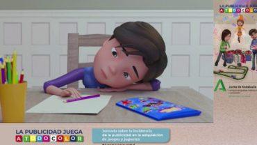 El Instituto Andaluz de la Mujer celebra la jornada 'La publicidad juega a todo color'