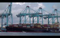 El Puerto de Algeciras supera los 100 millones de toneladas de mercancías por 5º año consecutivo