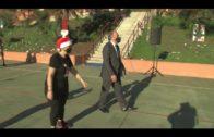 Iniciativa navideña en el colegio Puerta del Mar