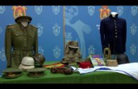 La asociación Militaría inaugura la primera exposición de coleccionismo militar